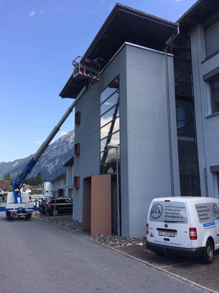 Fensterreinigung Winterthur